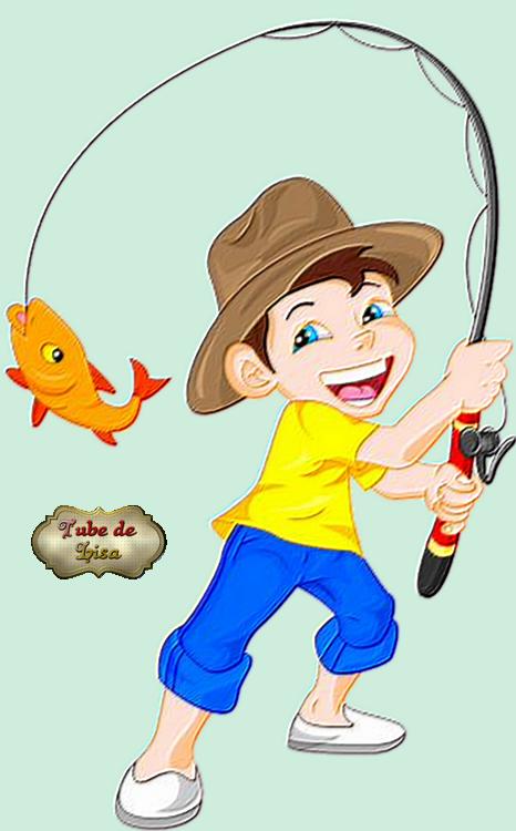 Gone fishing série 13