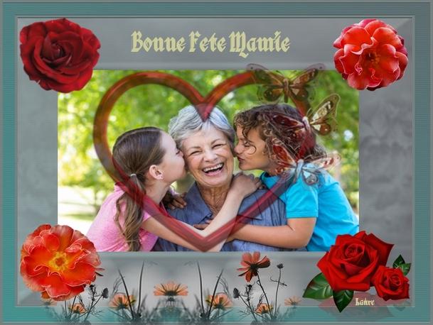 Bonne Fête aux Mamies