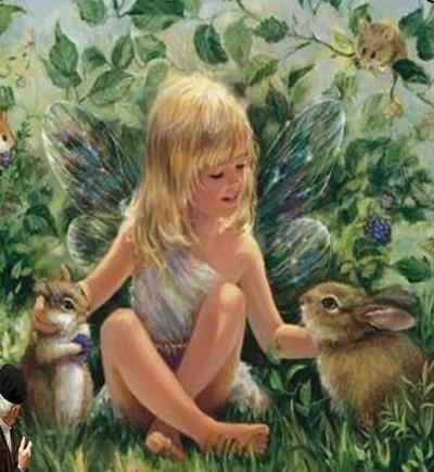 Blog de roselyne :Humanité, Nature,  Amour et lumière, Féeries et fantaisy en peinture par Joatnan Barry -  (joli pps)