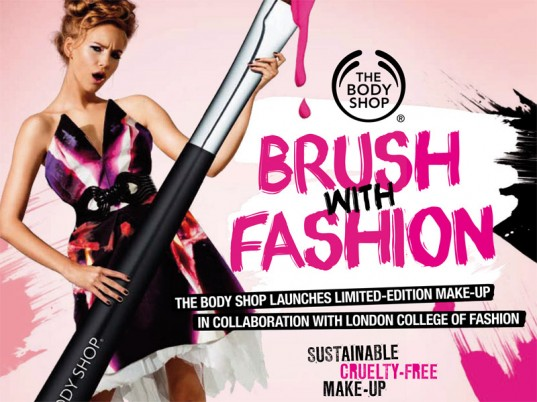Brush With Fashion The Body Shop