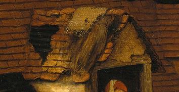 Pieter Brueghel l' Ancien, les proverbes flamands, (Partie quatre)