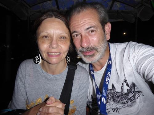 J15, sortie en soirée à Siem Reap, Cambodge