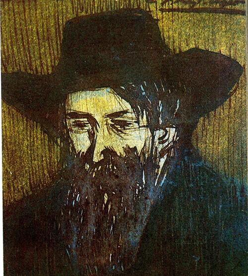 6.Picasso 1900 / des aller-retour Barcelonne -Paris