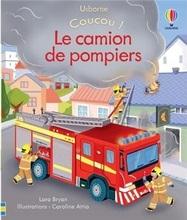 Coucou ! Le camion de pompier