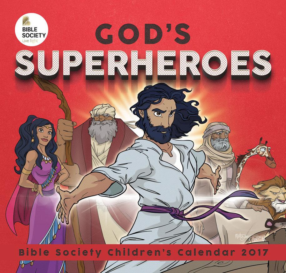God's Superheroes by PrisonerOnEarth