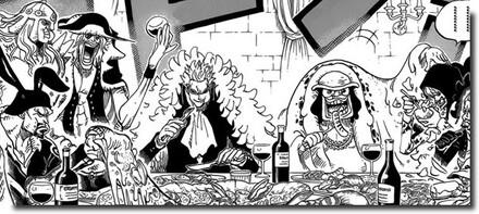 Hypothèses pour le chapitre 763 de One Piece