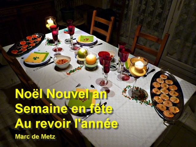 Noël Nouvel an 27 12 2009