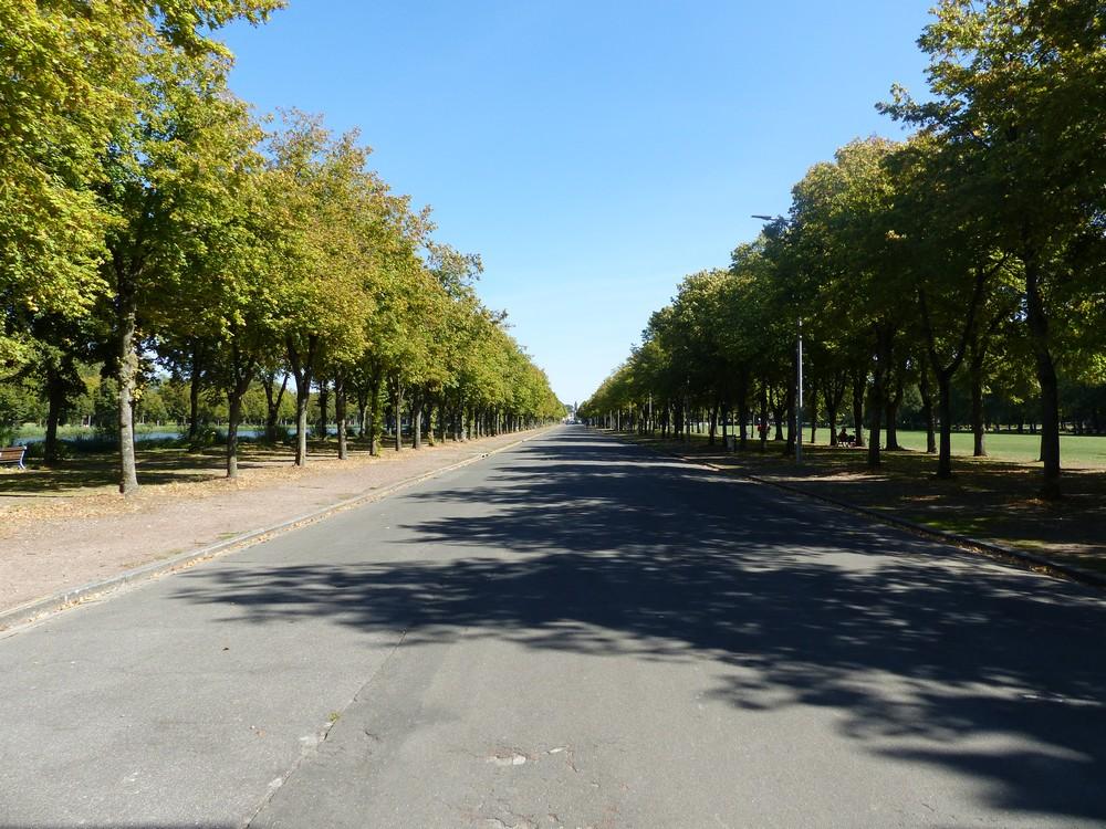 La Hotoie, un autre parc dans Amiens