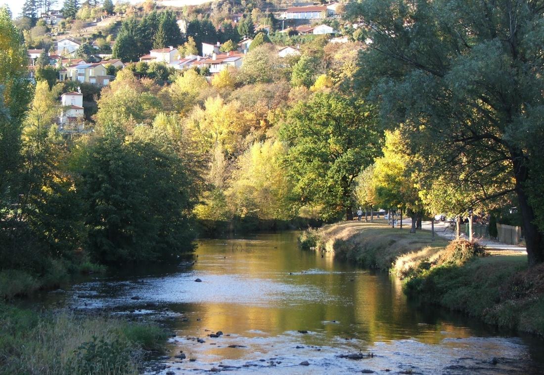 Reflet au Puy en Velay