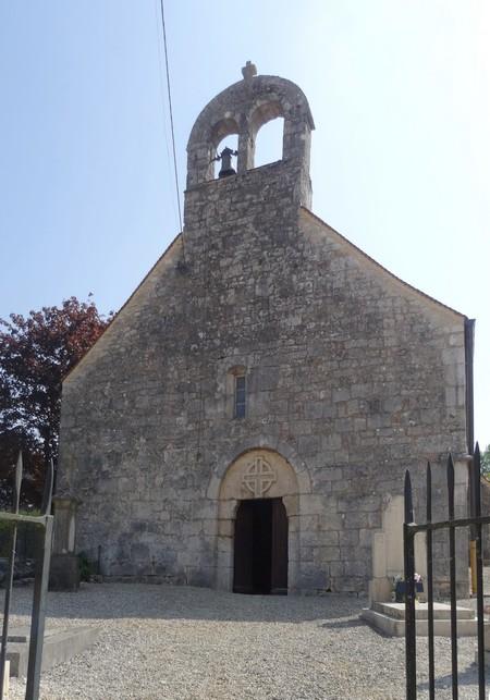 La chapelle de Vaugimois