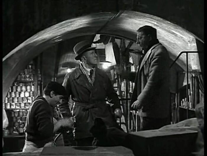 JEAN GABIN- BOURVIL - LOUIS DE FUNES - LA TRAVERSEE DE PARIS - 1956