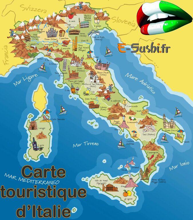 BIENTOT LES VACANCES D'ETE EN ITALIE