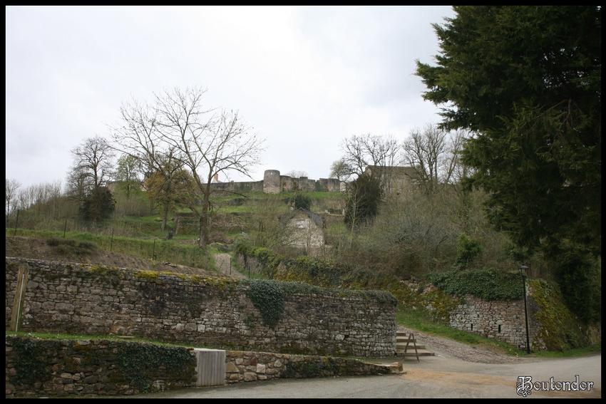 Sainte-Suzanne -2- (Mayenne 53)