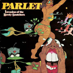 Parlet - Invasion Of The Booty Snatcher - Complete LP