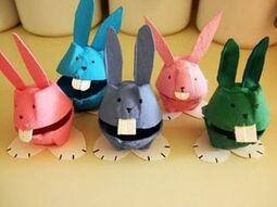 egg-carton-bunnies