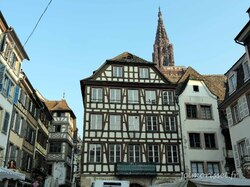 Strasbourg centre