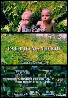Path to Manhood: The Mek, Papua New Guinea. 2004.