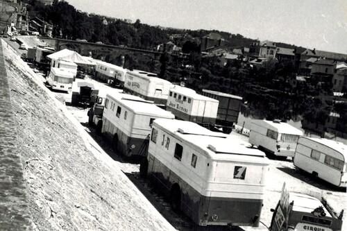le cirque Jean Richard en 1974 (2)