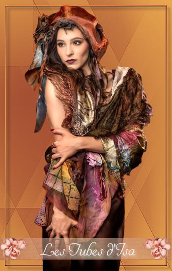 FAU0023 - Tube femme automne