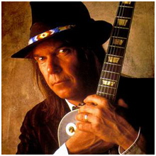 Neil Young - Light a Candle (2009)