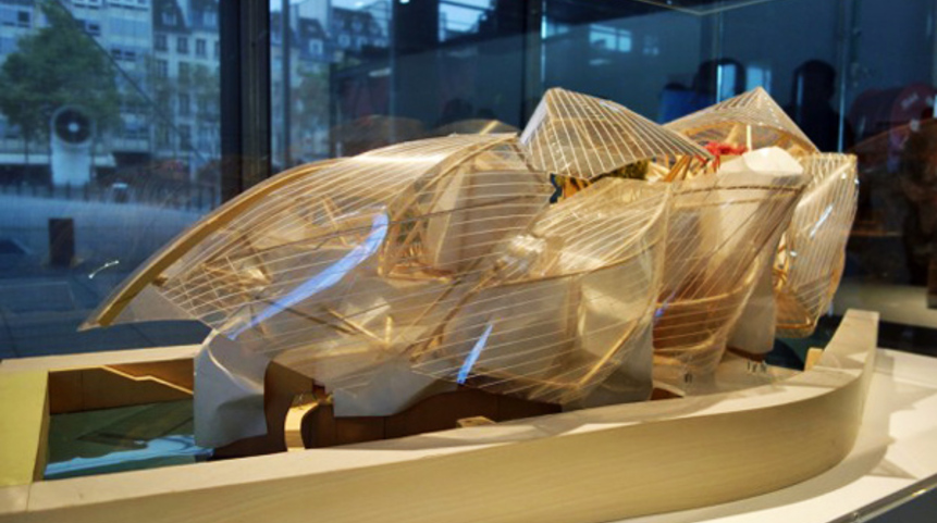 EXPOSITION : Frank Gehry