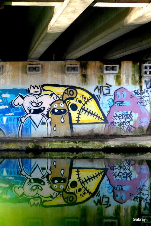 Canal du Midi : rendonnée de fin février