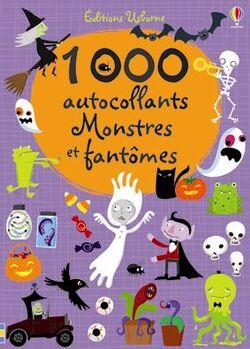 """""""Monstres & fantômes"""" des éditions Usborne"""