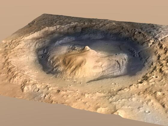 Gale Crater