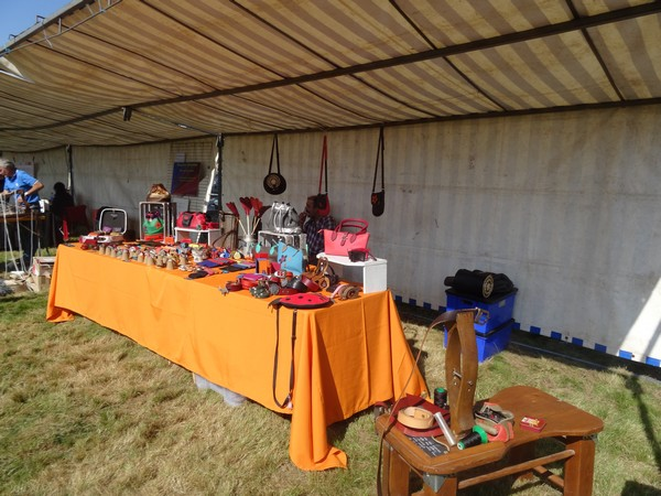 La douzième Fête de l'Automne a eu  lieu dimanche 25 septembre à Leuglay....