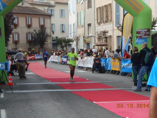 Semi-marathon du Luberon 2014