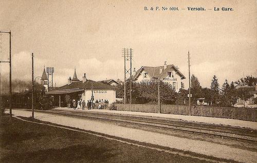 Gare de Versoix