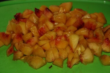 Confiture de melons / oranges