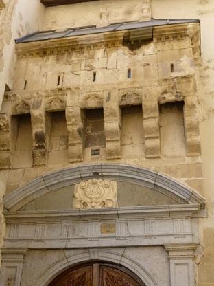 Les hôtels particuliers de Romans sur Isère témoins du riche passé de la ville