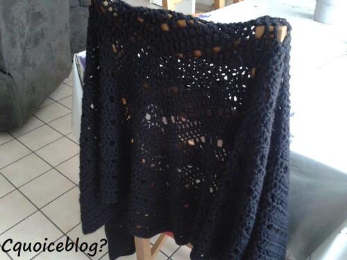 Eva's shawl 5ème édition