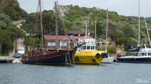 Santa Teresa, le port (7)