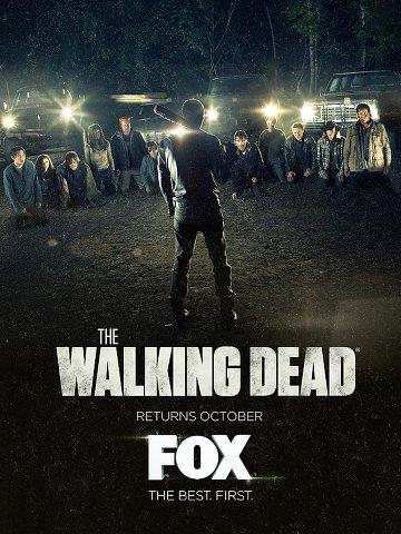 THE WALKING DEAD EST DE RETOUR!