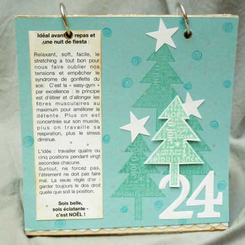 Calendrier de l'avent XXIV - C'est Noël !