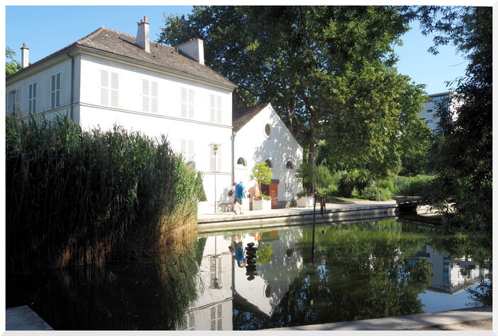 De la Bibliothèque François Mitterrand à Bercy
