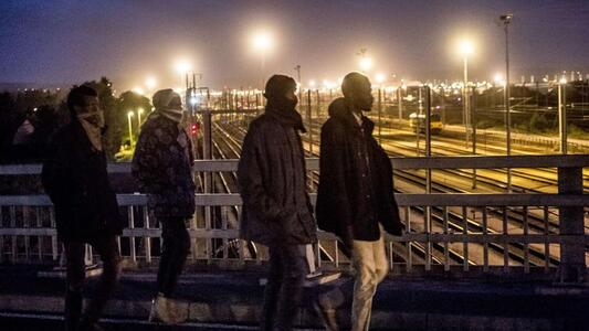 En 2015, Eurotunnel a intercepté plus de 37.000 migrants