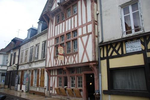 Troyes sur Aube (photos)