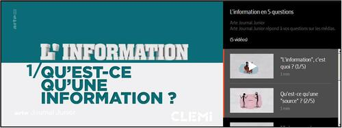 L'information en 5 questions sur Arte TV