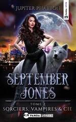 September Jones de Jupiter Phaeton