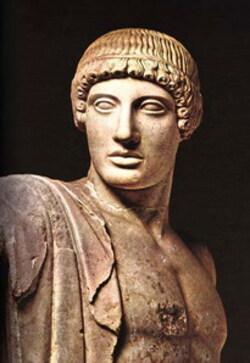 OLYMPIENS         APOLLON       Dieu des arts, de la devination et de la musique.