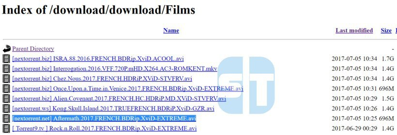 Index of films telechargement Comment Trouver le lien de téléchargement direct de n'importe quel film