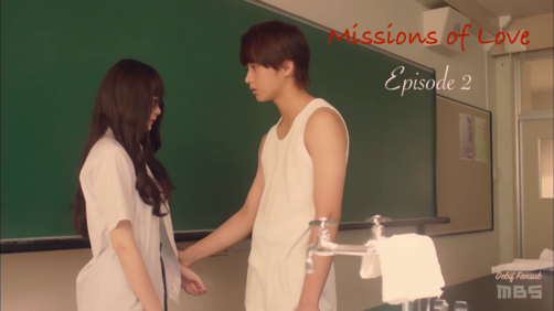 Episode 2 Missions of Love Vostfr