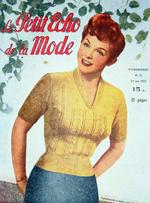 l'atelier couture, tricot, crochet VINTAGE le bontemps