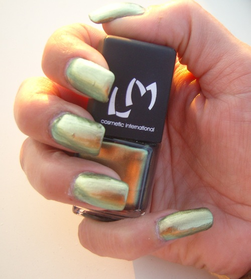 Swatch : Lm Cosmetic - Metaphor - n° 169