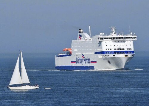 Brittany Ferries : la situation est bloquée (OF 31/12/2015)