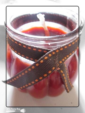 DIY sauvetage de bougies