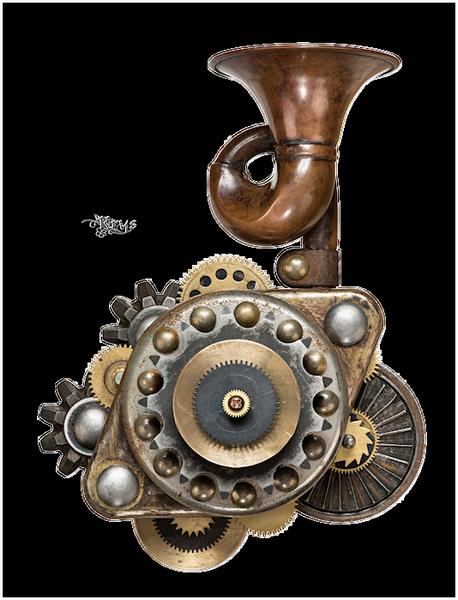 Tubes Steampunk objets